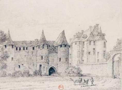 Le château d'Harcourt