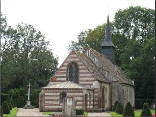 Église Saint-Pierre de Bérengéville