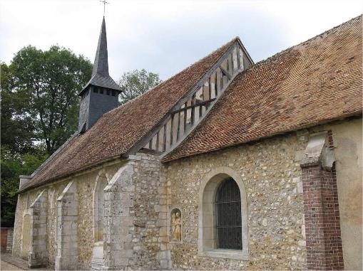Église Saint-Pierre de Bérengéville-la-Campagne